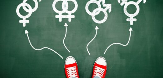Difference between sexual orientation and gender identity